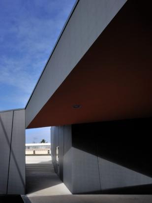 Gymnase lycŽe Blaise Pascal, SegrŽ (49) Forma 6 Architectes