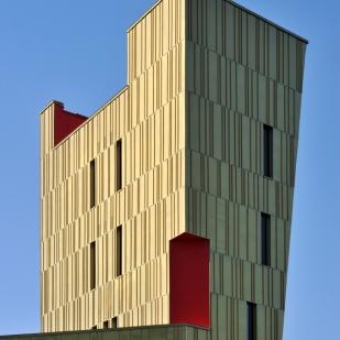 Tour des Arts aux Herbiers. Forma 6 Architectes.