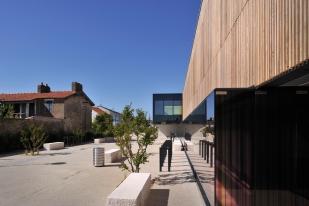 DDL Architectes, groupe scolaire ˆ Paimboeuf (44)