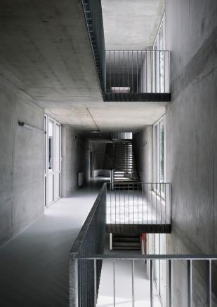 CEISAM, universitŽ de Nantes, Forma 6 Architectes