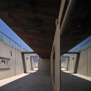 Centre de conservation et d'Žtudes archŽologiques ˆ Soissons, K-Architectures.